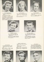Page 15, 1954 Edition, Bremen High School - Sprig O Mint Yearbook (Bremen, IN) online yearbook collection