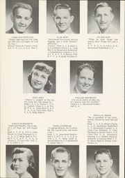 Page 16, 1954 Edition, Bremen High School - Sprig O Mint Yearbook (Bremen, IN) online yearbook collection