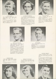 Page 17, 1954 Edition, Bremen High School - Sprig O Mint Yearbook (Bremen, IN) online yearbook collection