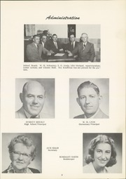 Page 7, 1954 Edition, Bremen High School - Sprig O Mint Yearbook (Bremen, IN) online yearbook collection