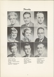 Page 8, 1954 Edition, Bremen High School - Sprig O Mint Yearbook (Bremen, IN) online yearbook collection