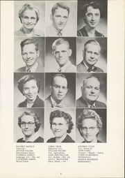 Page 9, 1954 Edition, Bremen High School - Sprig O Mint Yearbook (Bremen, IN) online yearbook collection