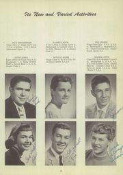 Page 15, 1956 Edition, Bremen High School - Sprig O Mint Yearbook (Bremen, IN) online yearbook collection