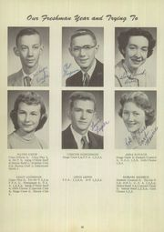 Page 16, 1956 Edition, Bremen High School - Sprig O Mint Yearbook (Bremen, IN) online yearbook collection