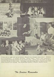 Page 9, 1956 Edition, Bremen High School - Sprig O Mint Yearbook (Bremen, IN) online yearbook collection