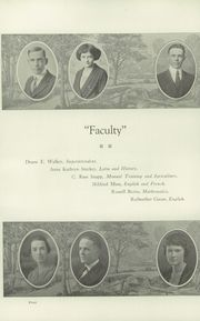 Page 10, 1922 Edition, Culver High School - Tomahawk Yearbook (Culver, IN) online yearbook collection
