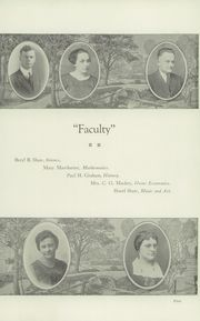 Page 11, 1922 Edition, Culver High School - Tomahawk Yearbook (Culver, IN) online yearbook collection