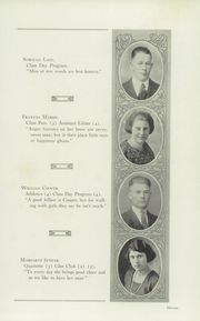 Page 17, 1922 Edition, Culver High School - Tomahawk Yearbook (Culver, IN) online yearbook collection