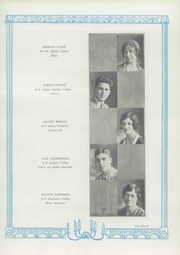 Page 15, 1930 Edition, Culver High School - Tomahawk Yearbook (Culver, IN) online yearbook collection