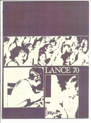 Northeastern High School - Lance Yearbook (Fountain City, IN) online yearbook collection, 1970 Edition, Page 1