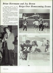 Page 10, 1982 Edition, Northeastern High School - Lance Yearbook (Fountain City, IN) online yearbook collection