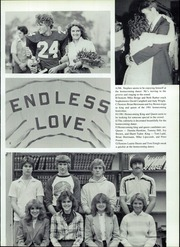 Page 11, 1982 Edition, Northeastern High School - Lance Yearbook (Fountain City, IN) online yearbook collection