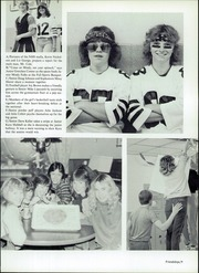 Page 13, 1982 Edition, Northeastern High School - Lance Yearbook (Fountain City, IN) online yearbook collection