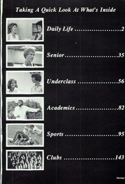 Page 5, 1982 Edition, Northeastern High School - Lance Yearbook (Fountain City, IN) online yearbook collection