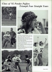 Page 9, 1982 Edition, Northeastern High School - Lance Yearbook (Fountain City, IN) online yearbook collection