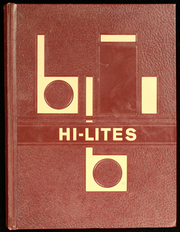 1966 Edition, Cloverdale High School - Hi Lites Yearbook (Cloverdale, IN)