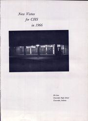 Page 5, 1966 Edition, Cloverdale High School - Hi Lites Yearbook (Cloverdale, IN) online yearbook collection