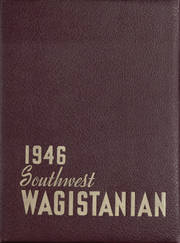 Page 1, 1946 Edition, Southwest High School - Wagistanian Yearbook (Minneapolis, MN) online yearbook collection
