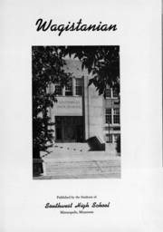 Page 5, 1946 Edition, Southwest High School - Wagistanian Yearbook (Minneapolis, MN) online yearbook collection