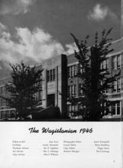 Page 6, 1946 Edition, Southwest High School - Wagistanian Yearbook (Minneapolis, MN) online yearbook collection