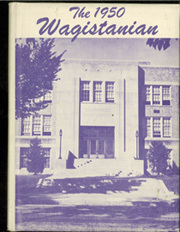 1950 Edition, Southwest High School - Wagistanian Yearbook (Minneapolis, MN)
