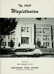 Page 5, 1950 Edition, Southwest High School - Wagistanian Yearbook (Minneapolis, MN) online yearbook collection