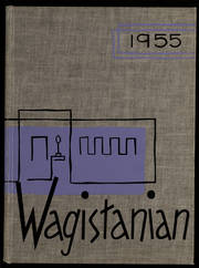 1955 Edition, Southwest High School - Wagistanian Yearbook (Minneapolis, MN)