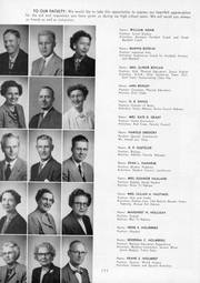 Page 12, 1955 Edition, Southwest High School - Wagistanian Yearbook (Minneapolis, MN) online yearbook collection