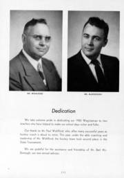 Page 8, 1955 Edition, Southwest High School - Wagistanian Yearbook (Minneapolis, MN) online yearbook collection