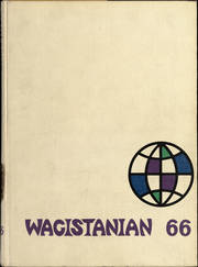 1966 Edition, Southwest High School - Wagistanian Yearbook (Minneapolis, MN)