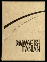 1967 Edition, Southwest High School - Wagistanian Yearbook (Minneapolis, MN)