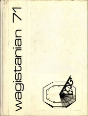 1971 Edition, Southwest High School - Wagistanian Yearbook (Minneapolis, MN)
