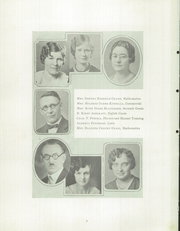 Page 12, 1930 Edition, Bloomfield High School - Owl Yearbook (Bloomfield, IN) online yearbook collection