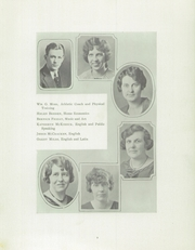 Page 13, 1930 Edition, Bloomfield High School - Owl Yearbook (Bloomfield, IN) online yearbook collection