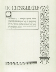Page 7, 1930 Edition, Bloomfield High School - Owl Yearbook (Bloomfield, IN) online yearbook collection
