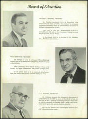Page 14, 1957 Edition, Bloomfield High School - Owl Yearbook (Bloomfield, IN) online yearbook collection