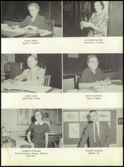 Page 15, 1957 Edition, Bloomfield High School - Owl Yearbook (Bloomfield, IN) online yearbook collection