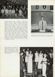Page 12, 1967 Edition, Clinton Central High School - Ex Libris Yearbook (Michigantown, IN) online yearbook collection