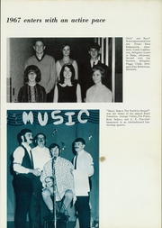 Page 13, 1967 Edition, Clinton Central High School - Ex Libris Yearbook (Michigantown, IN) online yearbook collection