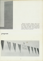 Page 7, 1967 Edition, Clinton Central High School - Ex Libris Yearbook (Michigantown, IN) online yearbook collection