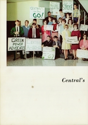 Page 8, 1967 Edition, Clinton Central High School - Ex Libris Yearbook (Michigantown, IN) online yearbook collection