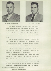 Page 11, 1954 Edition, Rockville High School - Saxum Yearbook (Rockville, IN) online yearbook collection