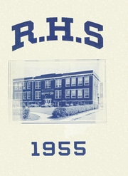 Page 1, 1955 Edition, Rockville High School - Saxum Yearbook (Rockville, IN) online yearbook collection