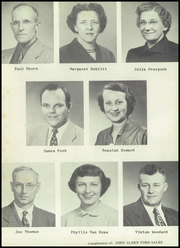 Page 13, 1955 Edition, Rockville High School - Saxum Yearbook (Rockville, IN) online yearbook collection