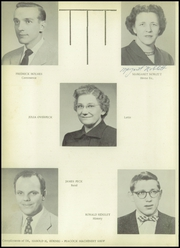 Page 10, 1956 Edition, Rockville High School - Saxum Yearbook (Rockville, IN) online yearbook collection