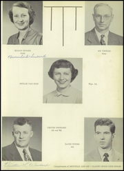 Page 11, 1956 Edition, Rockville High School - Saxum Yearbook (Rockville, IN) online yearbook collection