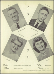 Page 13, 1956 Edition, Rockville High School - Saxum Yearbook (Rockville, IN) online yearbook collection