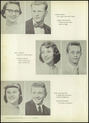Page 14, 1956 Edition, Rockville High School - Saxum Yearbook (Rockville, IN) online yearbook collection