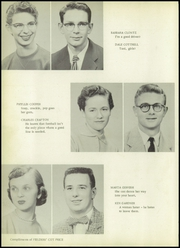 Page 16, 1956 Edition, Rockville High School - Saxum Yearbook (Rockville, IN) online yearbook collection