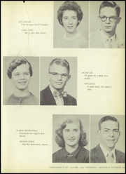 Page 17, 1956 Edition, Rockville High School - Saxum Yearbook (Rockville, IN) online yearbook collection